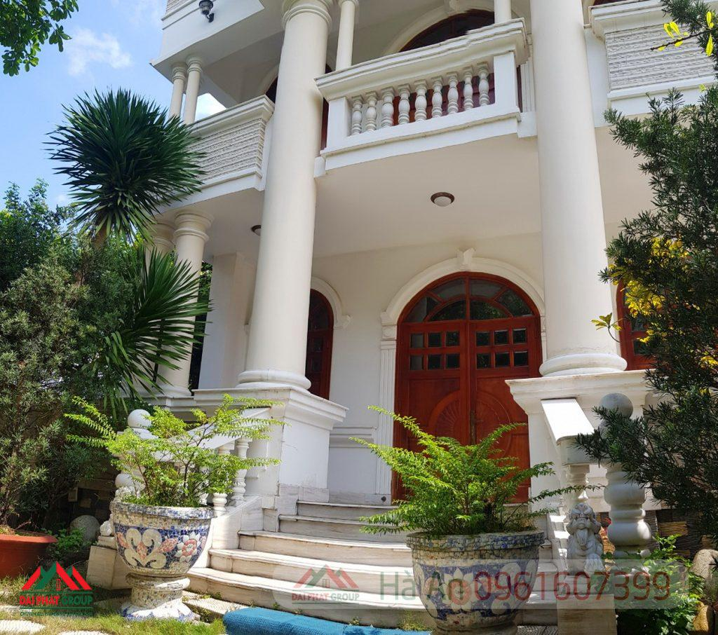 Biet Thu Khu Nam Long Phu Thuan Hai Mat Tien Duong Dien Tich 510m2 Sat Canh Phu My Hung