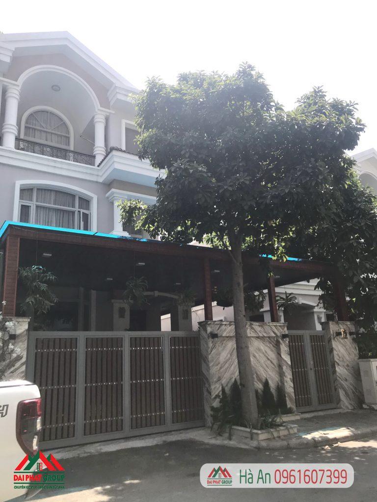 Biet Thu Lien Ke Nam Vien Phu My Hung Chao Ban Nhanh Gia 31 Ty