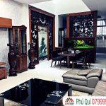 Biet Thu Nam Thong Phu My Hung Dien Tich 8 X 18. Nhà đẹp Giá đẹp