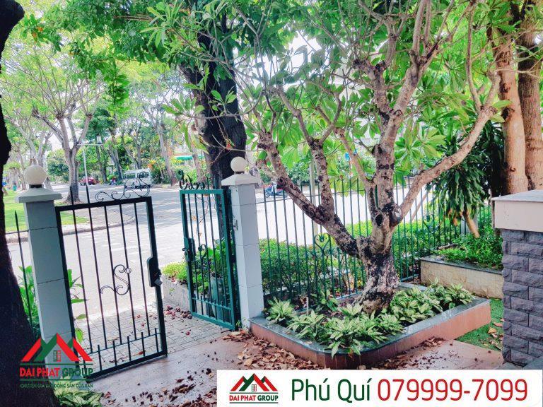 Biet Thu Tu Lap Phu My Hung View Truc Dien Cong Vien