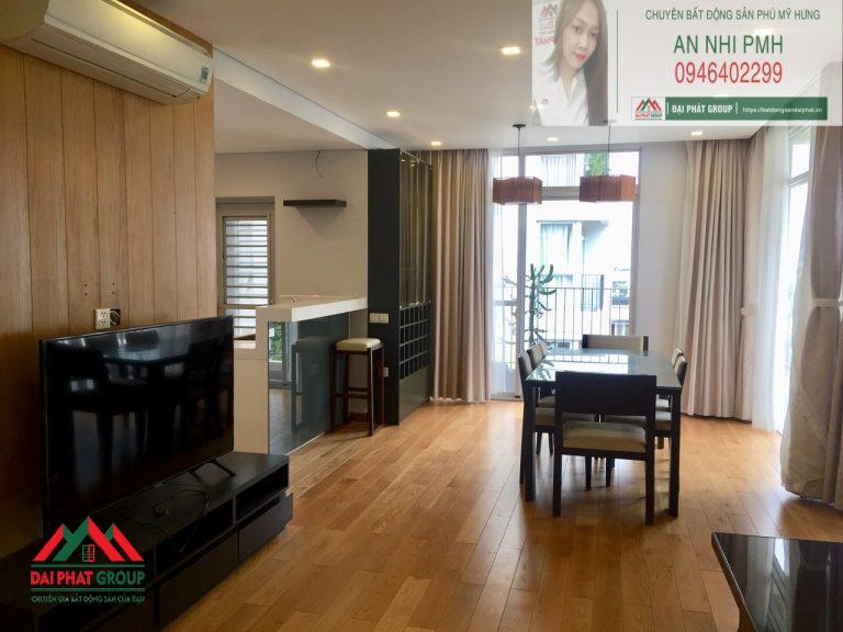 Cho Thue Can Ho Duplex Starhill Nha Dep