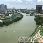 Căn hộ Riverpark Premier lầu cao view sông Phú Mỹ Hưng cho thuê