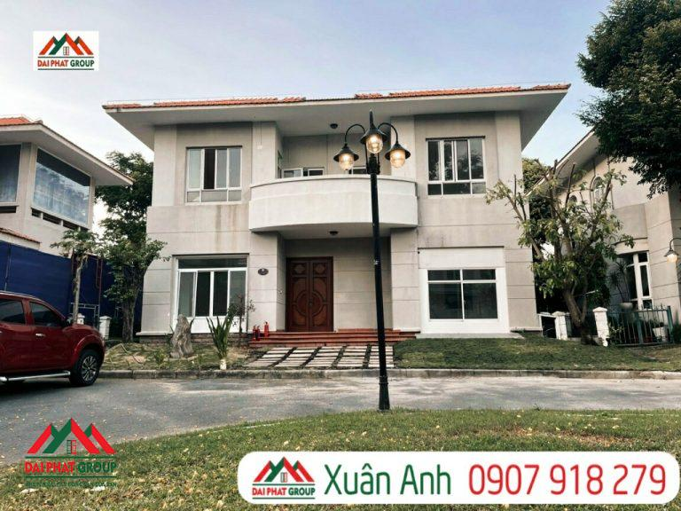 Ban Nhanh Biet Thu Phu Gia Phu My Hung Dien Tich 317m2 Gia 60 Ty