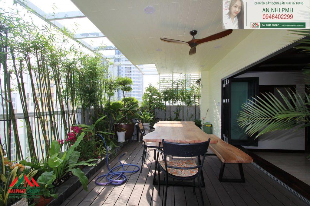 Ban Penthouse Sky Garden 2 Dien Tich 495m2 Gia 135 Ty