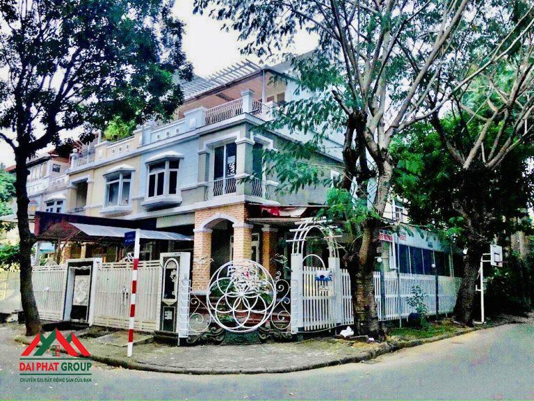 Biet Thu Lien Ke My Giang Can Goc 2 Mat Tien 36.8 Tỷ