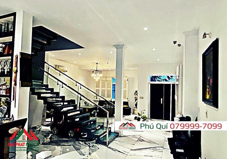 Biet Thu Lien Ke Phu My Hung Dien Tich 175m2. ĐẦy ĐỦ NỘi ThẤt NhƯ HÌnh