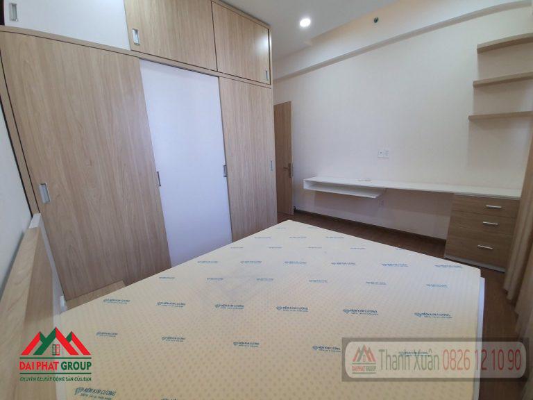Cho thuê căn hộ 2 phòng ngủ Hưng Phúc PMH giá chỉ 16tr/tháng