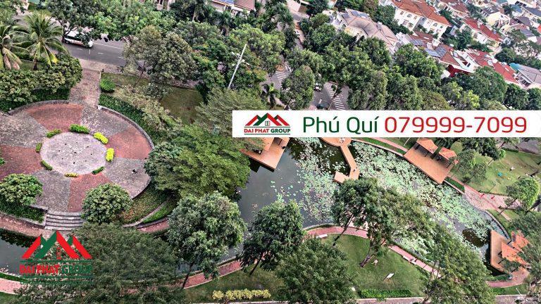 Cho Thue Mat Bang Kinh Doanh Hon 200m2 Tai Cong Vien Phu My Hung