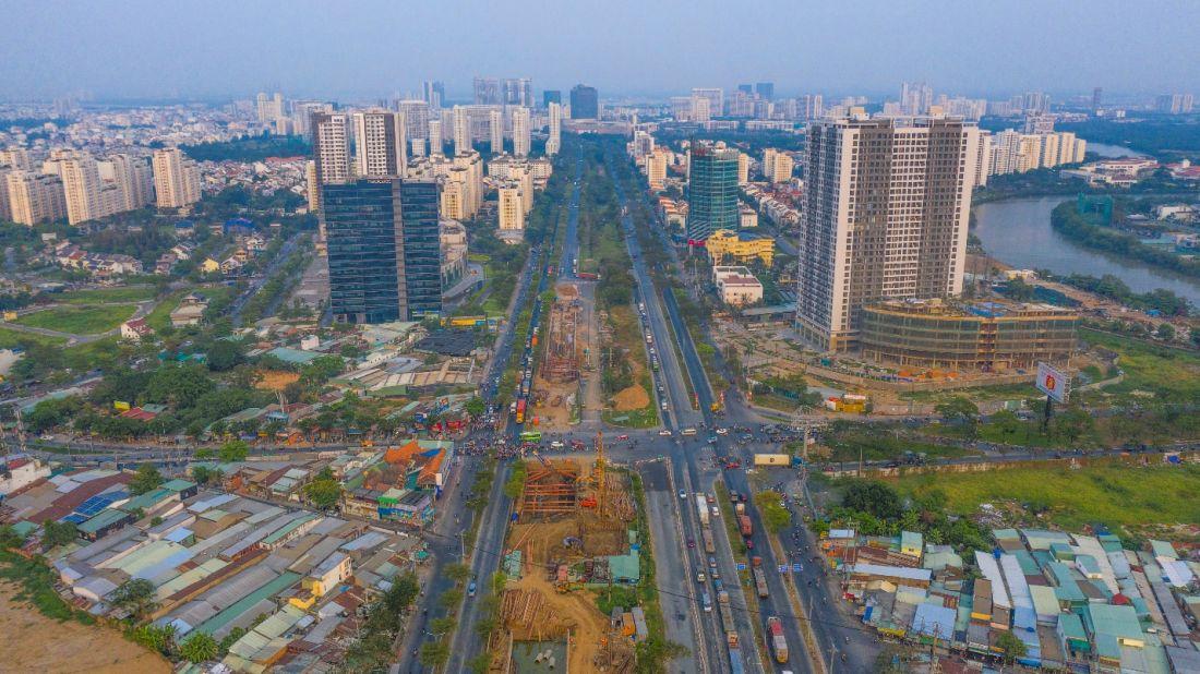 Nhà phố giá từ 8-10 tỷ đồng hấp dẫn người mua