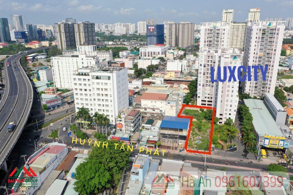 Ban 1200m2 Dat Mat Tien Duong Huynh Tan Phat P.bình Thuận Quận 7