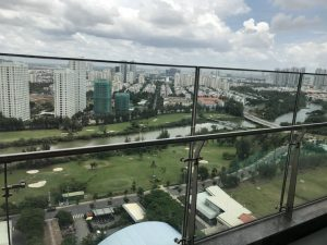 Ban Can Ho Green Valley View Dep Quan 7 Phu My Hung Dt 120m2 3pn. GiÁ 6ty