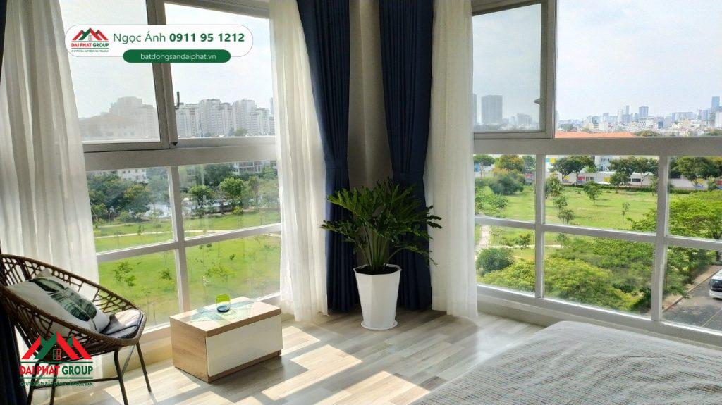Ban Can Ho Happy Valley Pmh Q7 Dt 100m2 Gia 4.750ty Tl