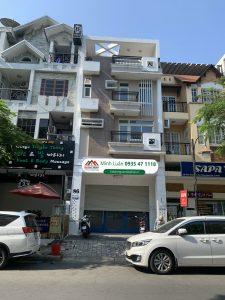 Ban Nha Pho Hung Gia 2 Duong Lonco Thang May Dt 6x185m Gia 28.5ty