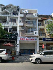 Ban Nha Pho Hung Gia 2 Mat Tien Duong Lon