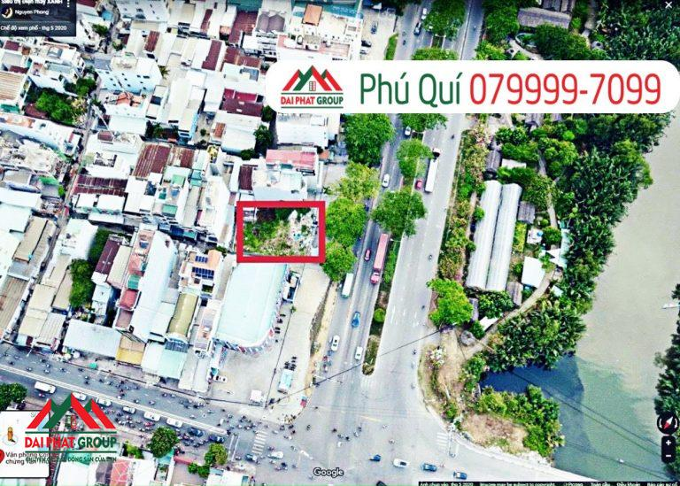 Dat Lon 436m2 Mat Tien Dai Lo Nguyen Van Linh Nguyen Thi Thap Quan 7. Giá 58 Tỷ đồng