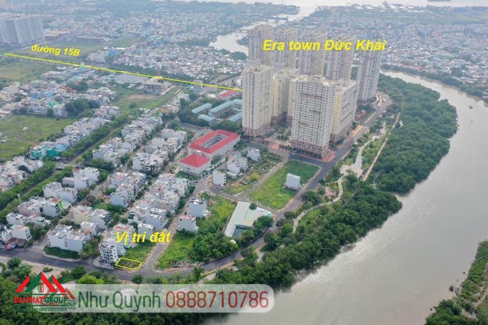 Cần bán lô đất phú mỹ view sông ,căn góc,113,5m2, giá chưa đến 100tr/m2