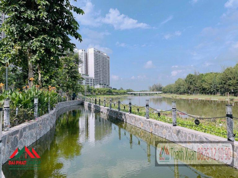 Shop house Midtown PMH mặt view sông cho thuê nhanh giá chỉ 2.100$