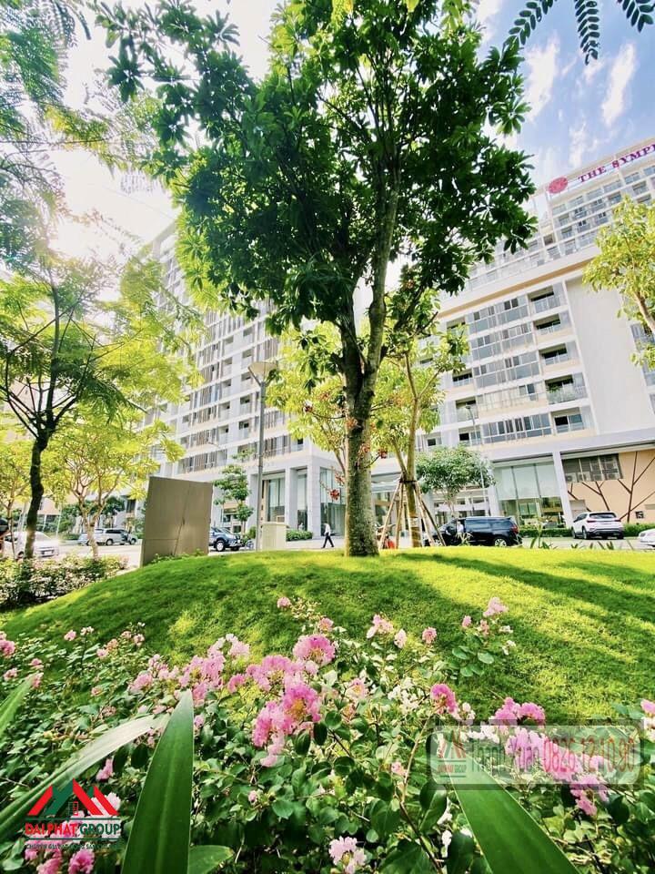 Bán căn hộ view sông Midtown The Symphony PMH bán lỗ thuế phí