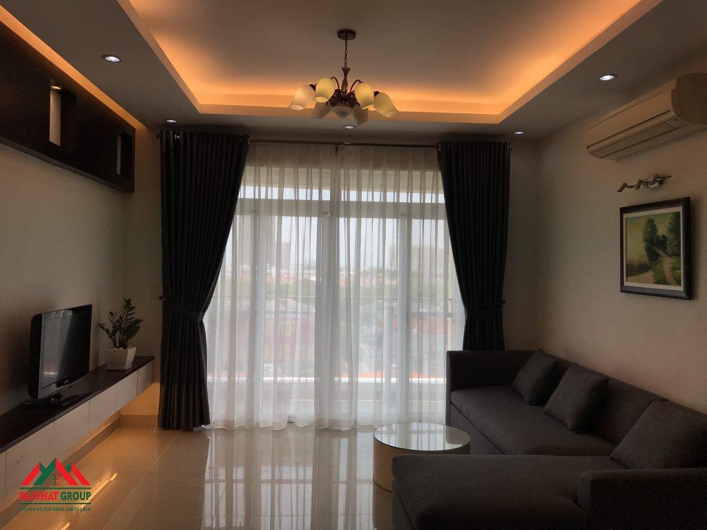 Cho Thue Can Ho Riverside Residence Gia Tot Q7phu My Hung Dt 82m2pn. GiÁ ChỈ 14tr
