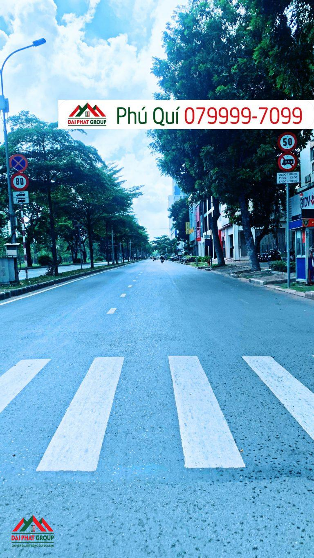 Cho Thue Nha Pho Thuong Mai Mat Tien Dai Lo Nguyen Van Linh Phu My Hung Quan 7