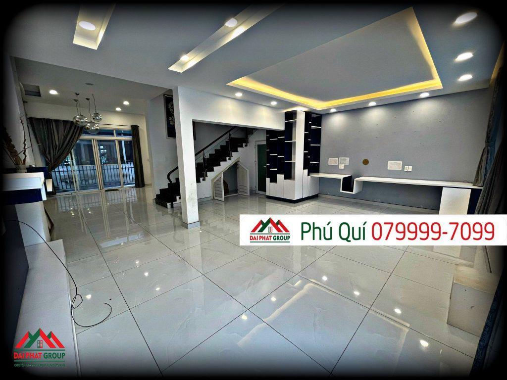 Chuyen Nhuong Biet Thu Lien Ke 7x20 Phu My Hung Duong 21m Gia Tot
