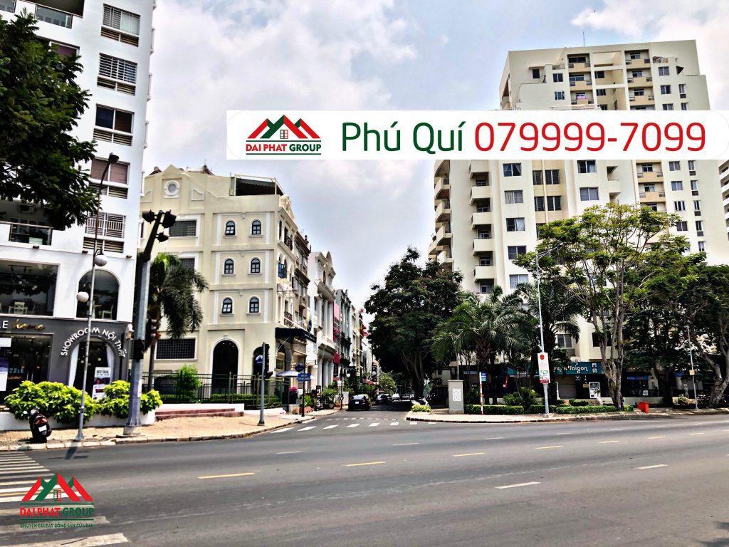 Vi Tri Dac Dia Trung Tam Phu My Hung Quan 7 Sang Nhuong Nha Pho Gia Tot